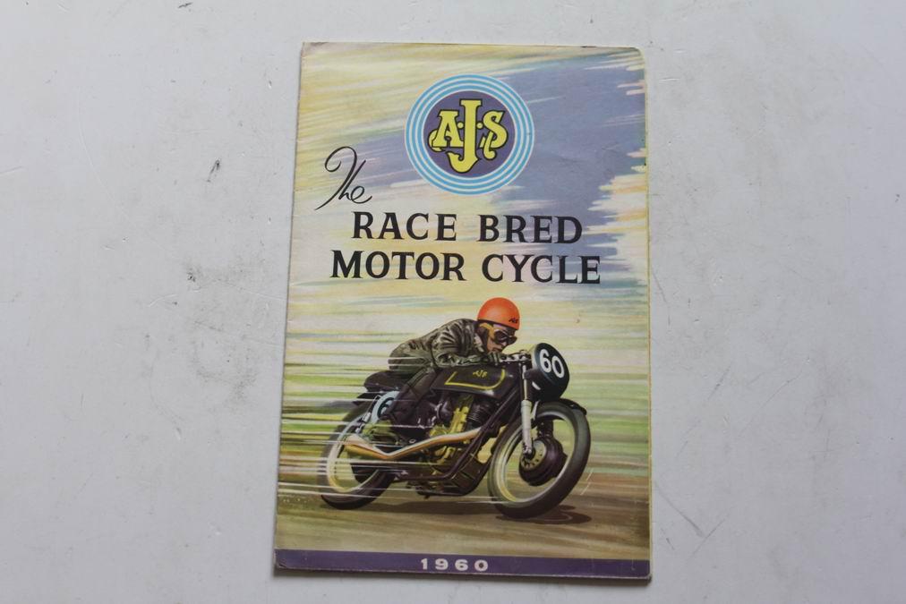 Deplian ajs motoclassiche