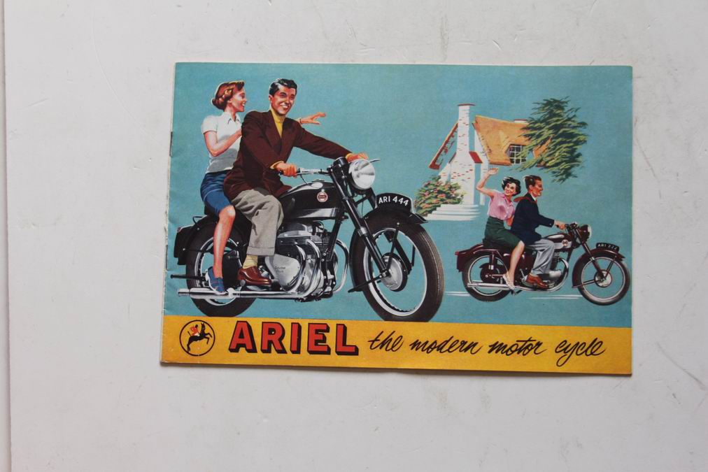 Deplian ariel motoclassiche